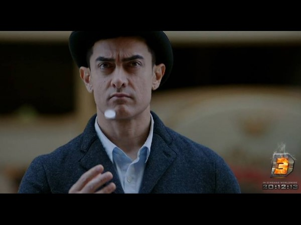 Aamir Khan As The Villain