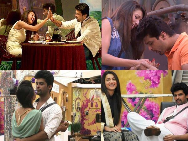 bigg boss season 7 tanisha and armaan relationship