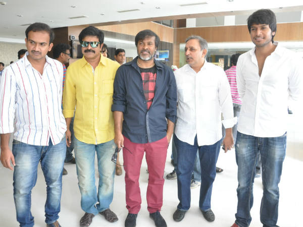 VE Team At Success Meet