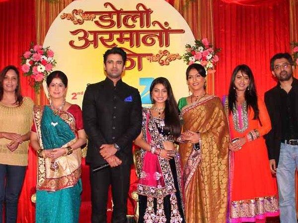 Zee TV Serial Doli Armaano Ki Celebrates Success of 260