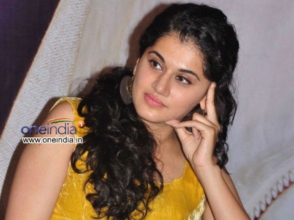 Taapsee's Bollywood Re-entry
