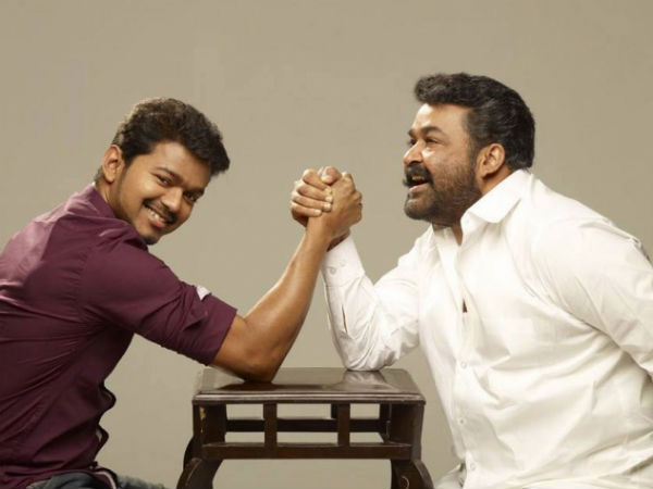 Mohanlal Gets Highest Ever Remuneration For Jilla