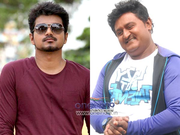 Vijay Impressed By Komal's Sarala