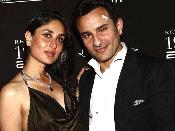 Saif Ali Khan   Kareena Kapoor   New House - Filmibeat