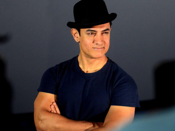 Aamir Khan Dhoom 3 Body Son Daughter House Wife Body in ...