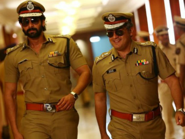 Rana Daggubati Has A Crucial Role In AA