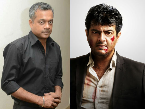 Menon-Ajith Join Hands