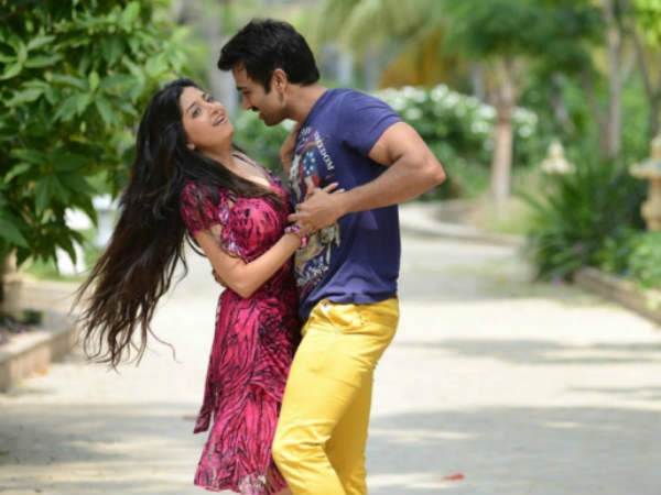 Randhir And Poonam's Performance In AMB