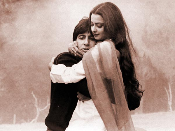 Big B-Rekha