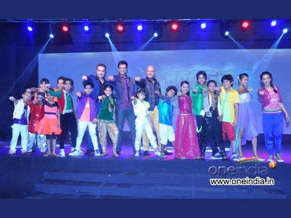 The Contestants Of The Show