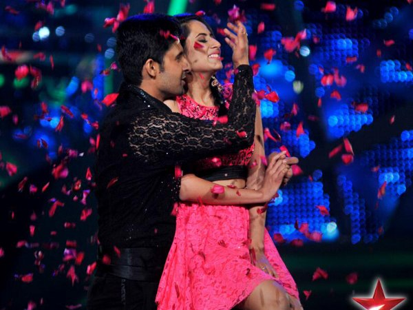 Ravi Sargun In Nach Baliye 5