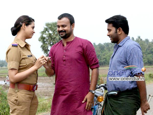 Kunchacko boban Buys Dakshayani Biscuits Movie Polytechnic