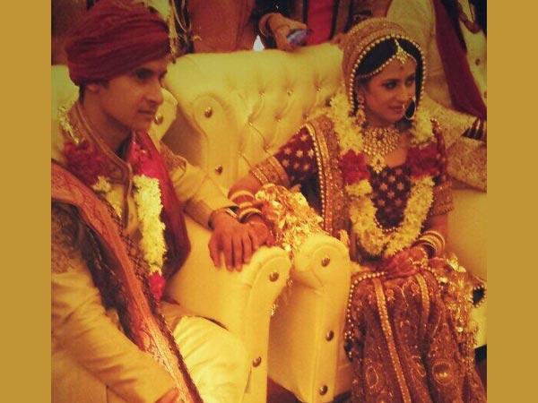 Photos Ravi Dubey Ties The Knot With Long Time Girlfriend Sargun Mehta