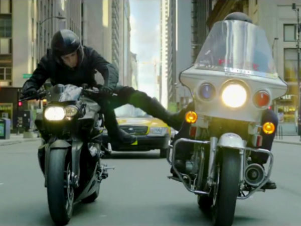 Dhoom 3 Screen Count In South