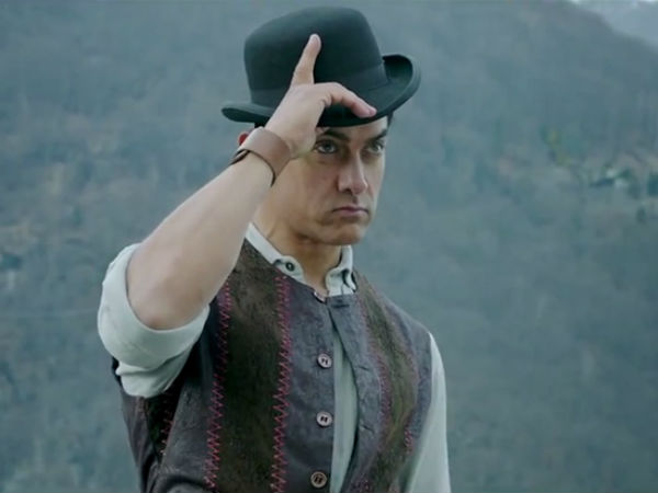 Dhoom 3 Success - Finger Crossed