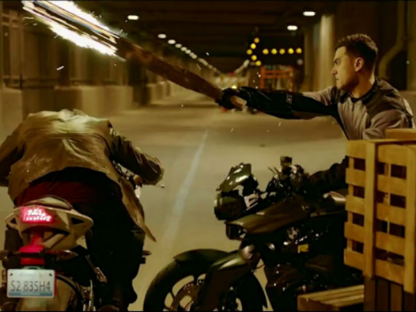 No Big Competitor For Dhoom 3