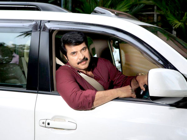 Mammootty Movie In 3D With 5 Heroines