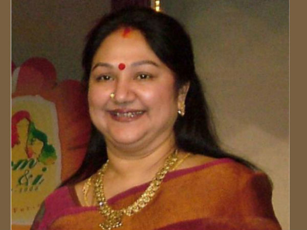 Actress Manjula Vijayakumar (1953-2013)