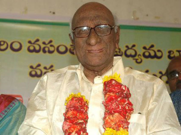 Producer Thammareddy Krishnamurthy (1920-2013)