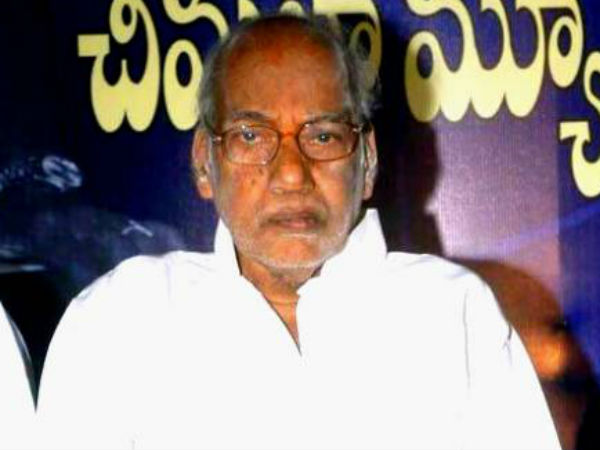 Musician JV Raghavulu (Died On 7 June, 2013)