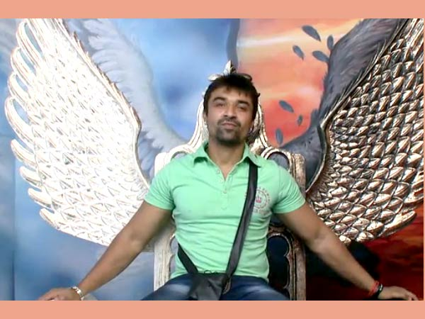 Bigg Boss Called Ajaz