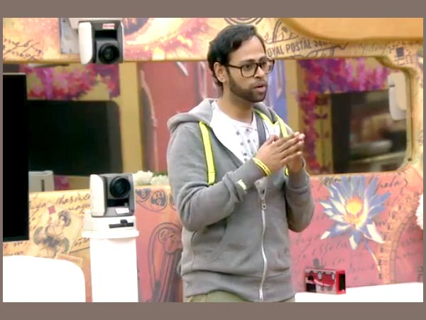 Thanks To Andy, Sangram Beats Kamya Wins Ticket On BB 7