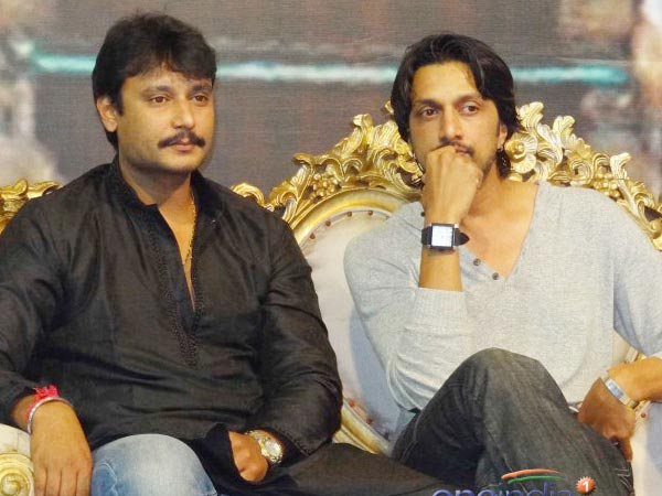 Kiccha, Darshan Top 100 Celebrities