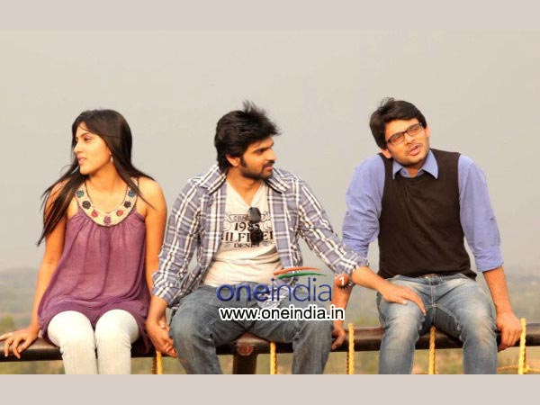 Chaitu-Sahashra's Love Story
