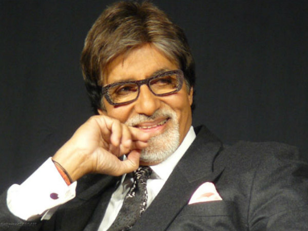 Laughter Is The Food Of Love: Big B