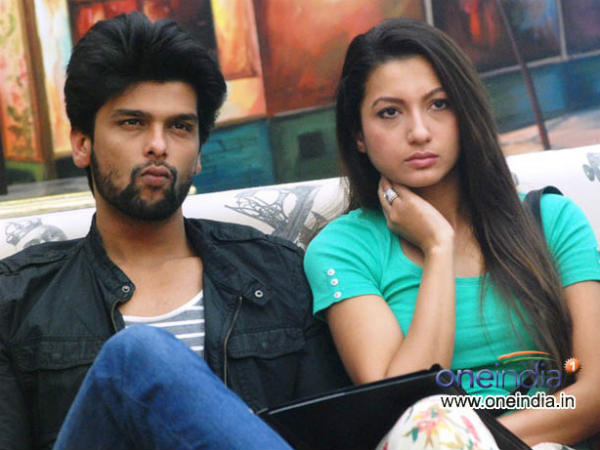Kushal And Gauhar