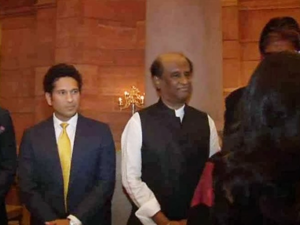 Sachin Heaps Praises on Rajinikanth