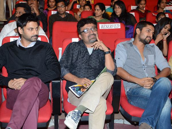 Guests At UV Audio Launch
