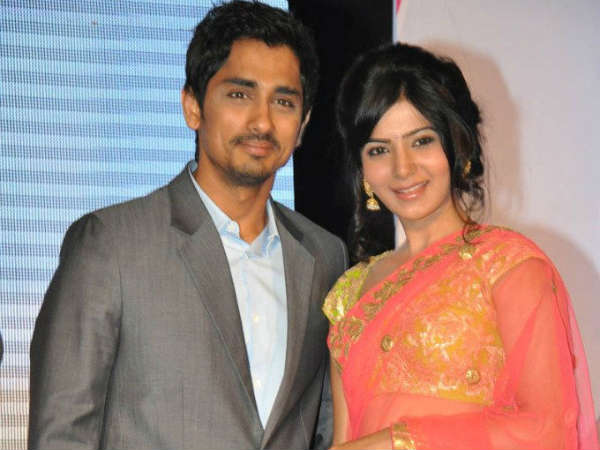 Image result for samantha and siddharth