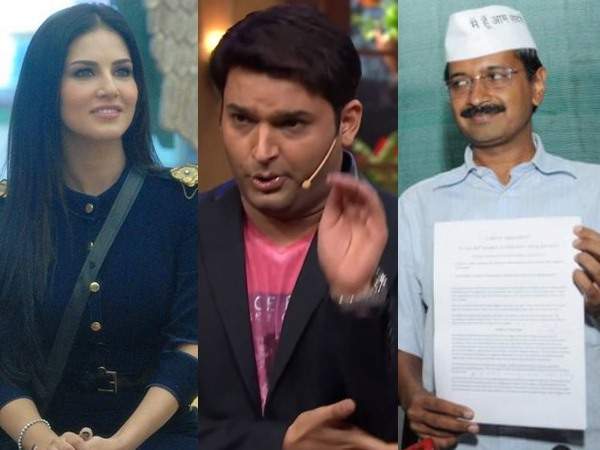 CNWK's Kapil Says Welcome Kejriwal, But No To Sunny!