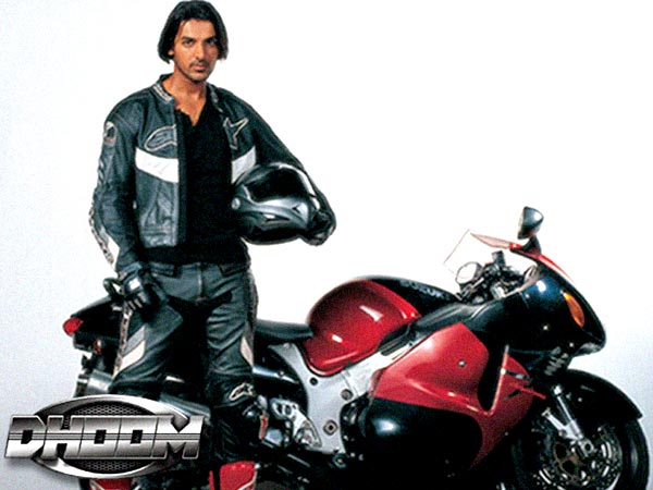 John Abraham On Hayabusa
