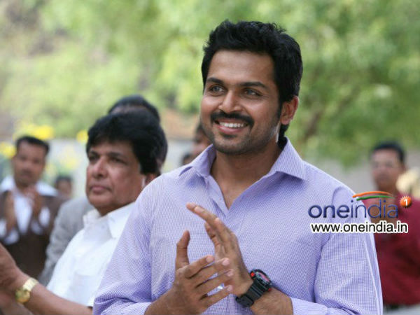 Did Karthi Accept His Last Blindly?
