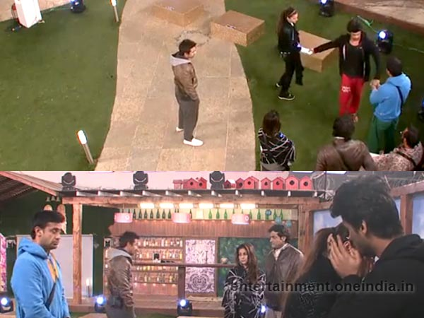 Kushal Ignored Armaan, Tanisha And Ajaz