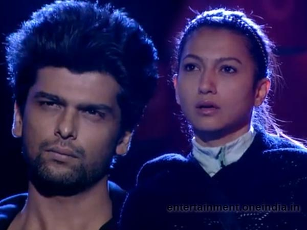 Kushal-Gauhar Separated