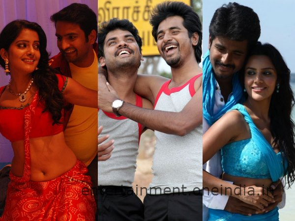 South Film Analysis: Comedy Genre Strikes Gold - 1