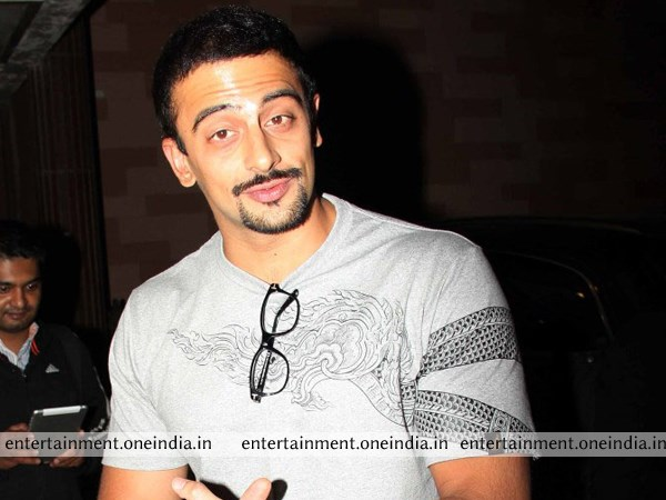 Arunoday Singh At The Screening Of The Wolf Of Wall Street