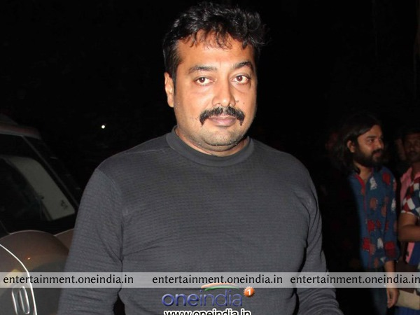 Anurag Kashyap At The Screening Of The Wolf Of Wall Street