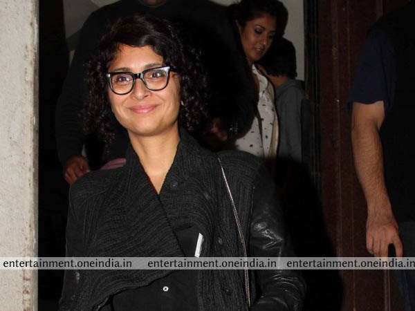 Kiran Rao At Screening Of The Wolf Of Wall Street