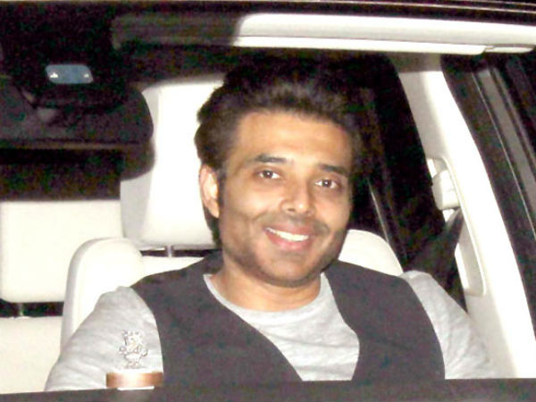 Uday Chopra Arrives For The Screening