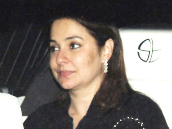 Anjali Tendulkar Accompanied Sachin