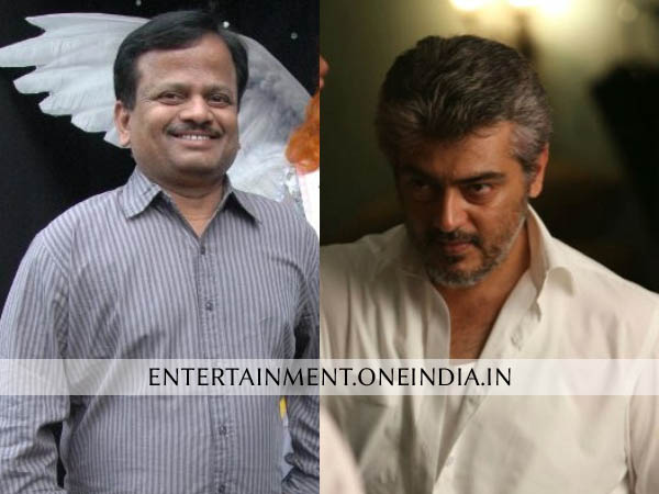 KV Anand Has Plans For Ajith?