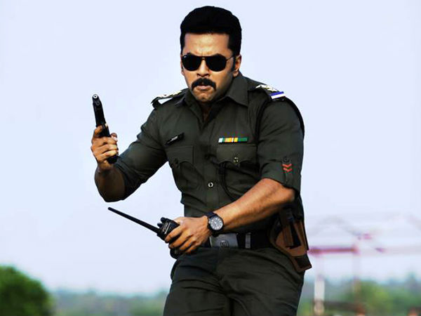 Indrajith in police getup again