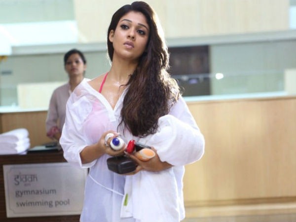 Nayantara In Number 1 Position