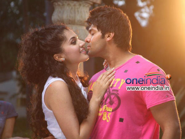 Taapsee To Romance Arya Again