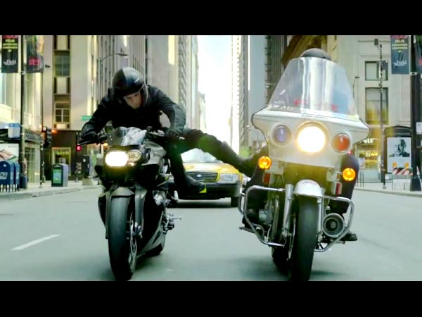 Dhoom 3 Collection In USA