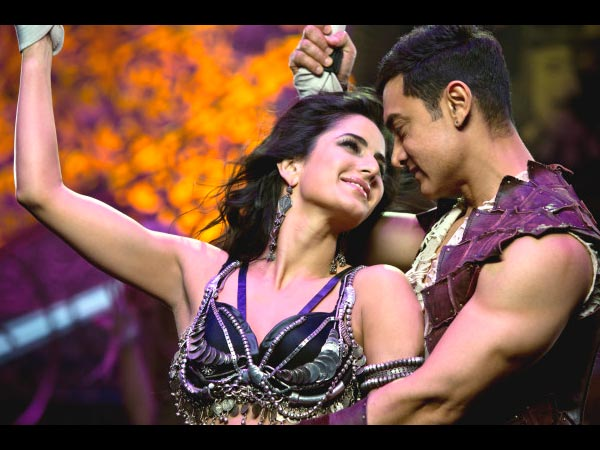Dhoom 3 First Week Collection At Worldwide Box Office